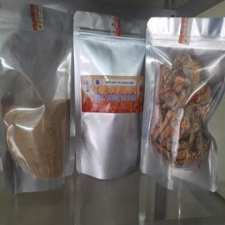 Đế Đông Trùng Hạ Thảo sinh khối gạo lứt sấy khô - Trà Đông Trùng Hạ Thảo